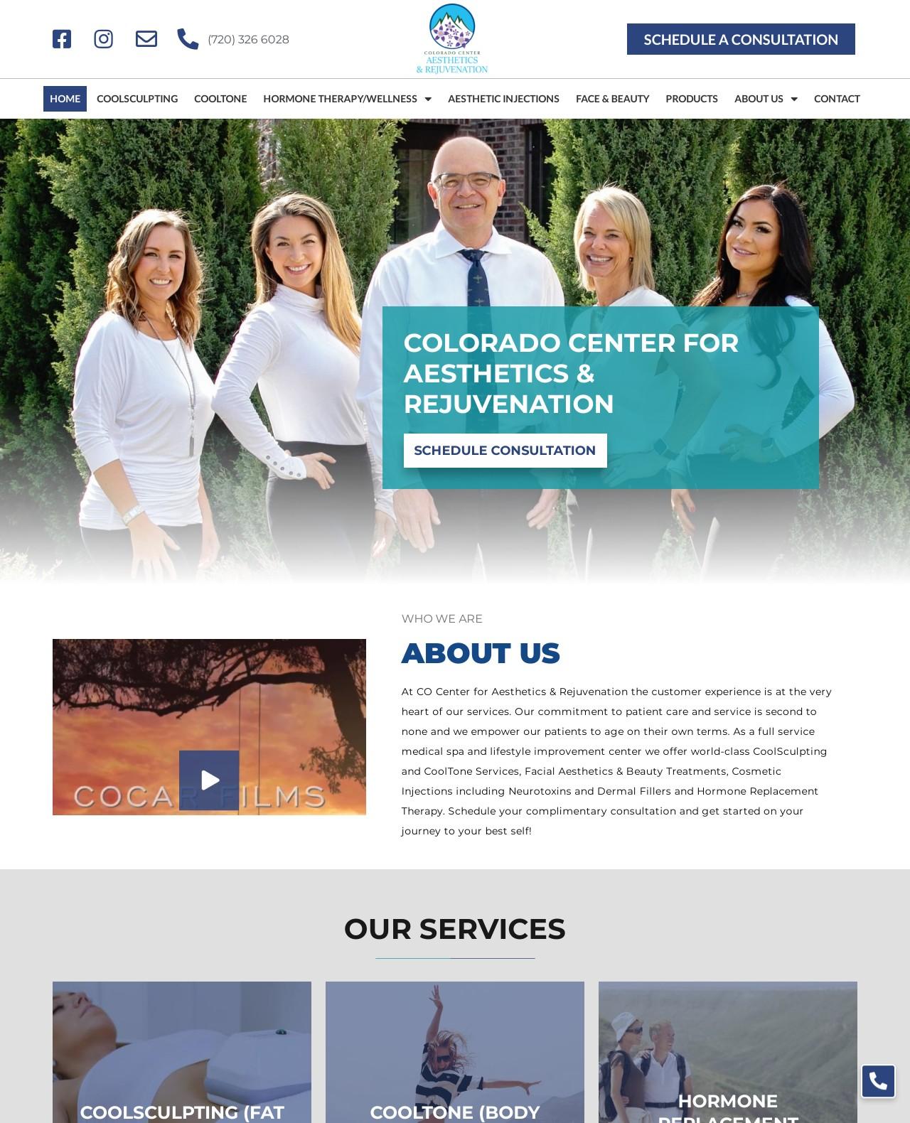 Colorado Center for Aesthetics & Rejuvenation