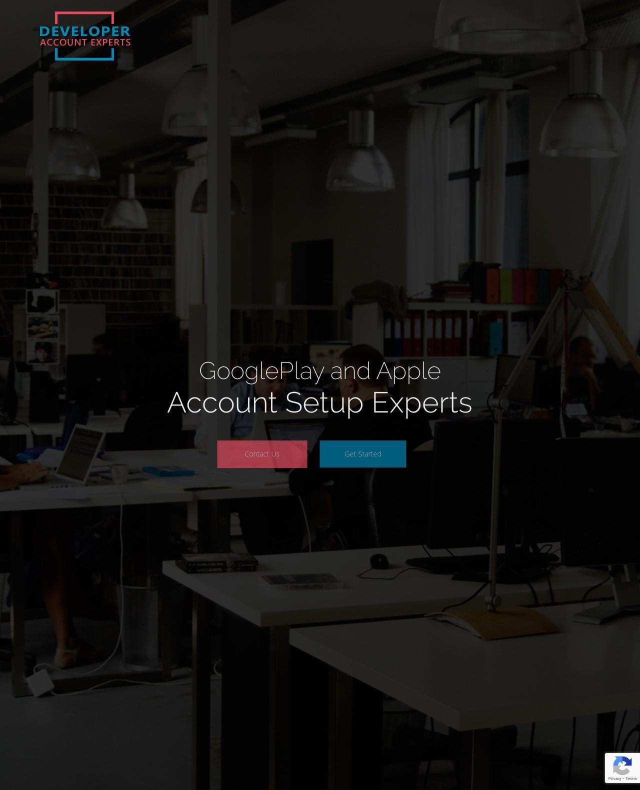 Developer Account Experts Portfolio