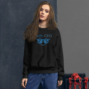 Tech Ceo Crew Neck Sweatshirt 4